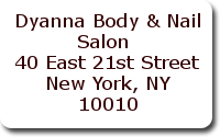Dyanna Body & Nail Salon
